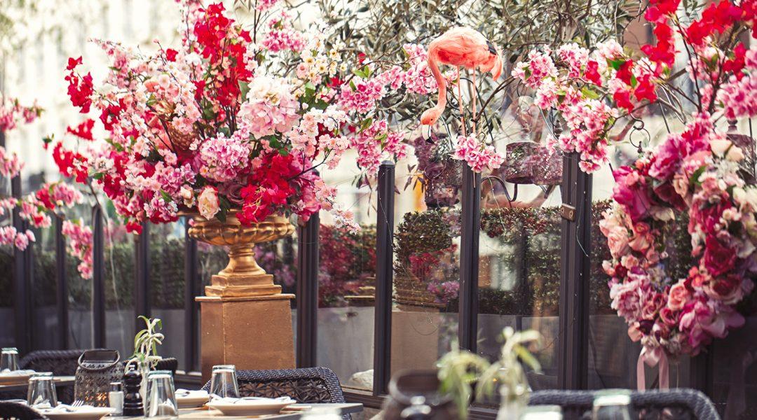 Floral decorations London